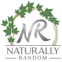 Naturally Random Footer Logo